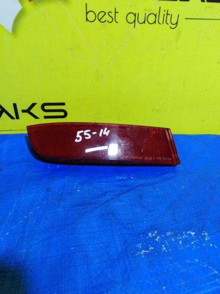 Катафот в бампер Honda Fit Shuttle GP2 левый 7504 (б/у)
