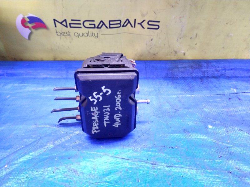 Блок abs Nissan Presage TNU31 QR25DE (б/у)