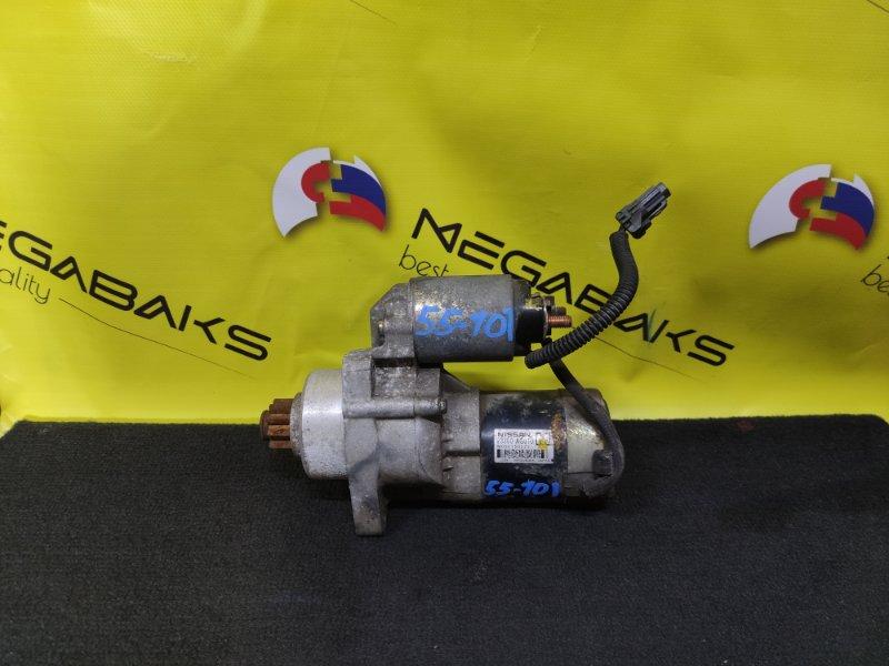 Стартер Nissan Cedric HY34 VQ30DD (б/у)