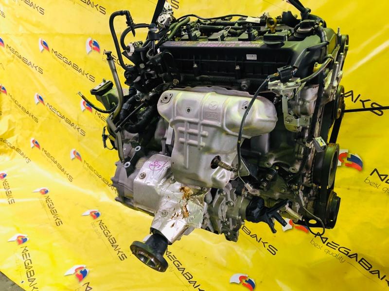 Акпп Nissan Lafesta CWEAWN LF-VE 2012 2 ПОДДОНА. 4 WD. (б/у)