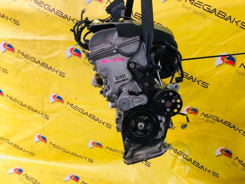 Двигатель Toyota Spade NCP141 1NZ-FE E301158 (б/у)