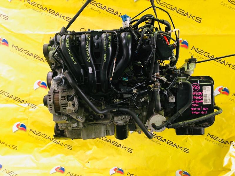 Акпп Nissan Lafesta CWEAWN LF-VE 2012 2 ПОДДОНА. 4WD. (б/у)