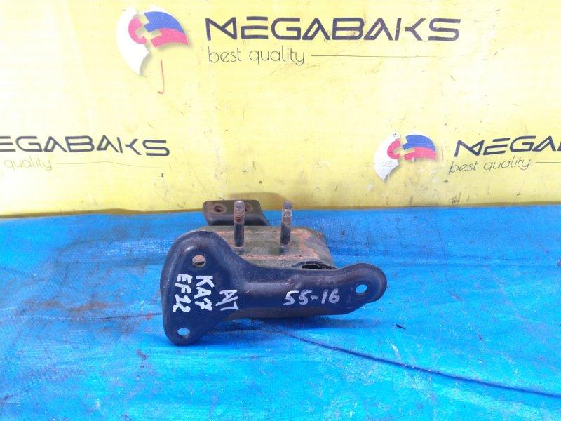 Подушка двигателя Subaru Justy KA7 EF12 (б/у)