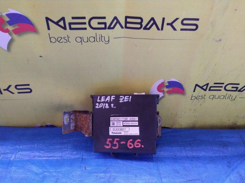 Электронный блок Nissan Leaf ZE1 EM57 EUDCB07 (б/у)