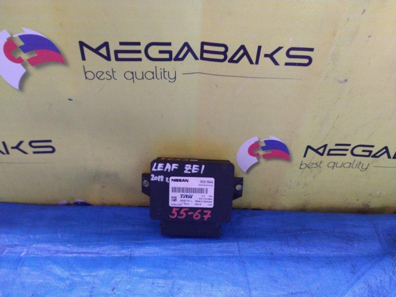 Электронный блок Nissan Leaf ZE1 EM57 A005V176 (б/у)
