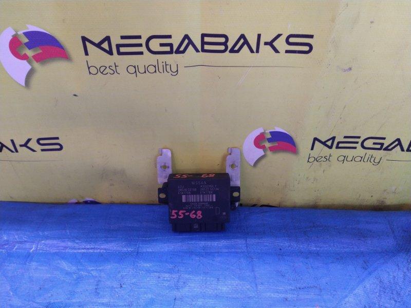 Электронный блок Nissan Leaf ZE1 EM57 E147759 (б/у)