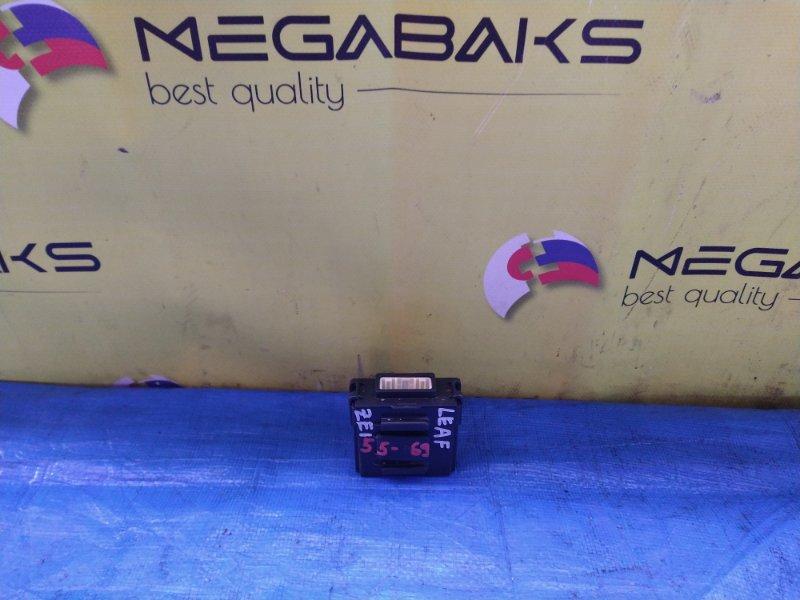 Электронный блок Nissan Leaf ZE1 EM57 CY-SN28J1JT (б/у)