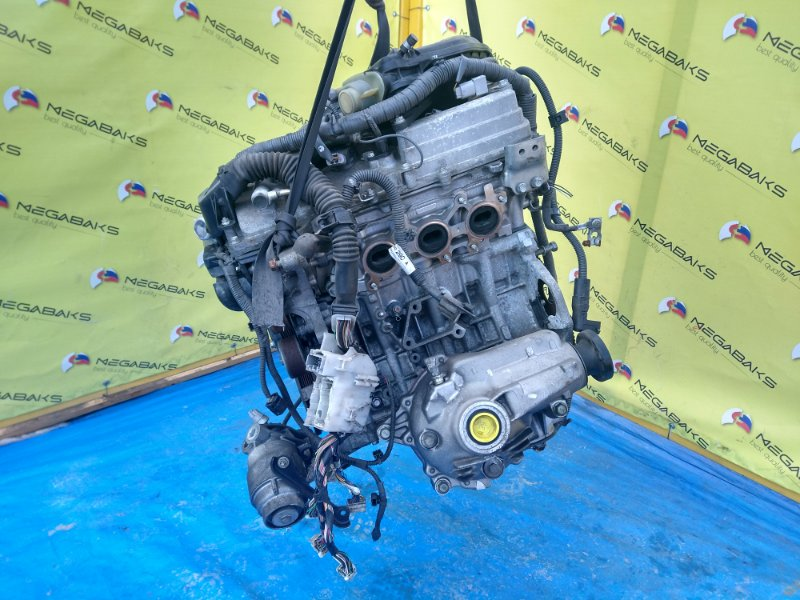 Двигатель Toyota Mark X GRX125 4GR-FSE 0080330 (б/у)