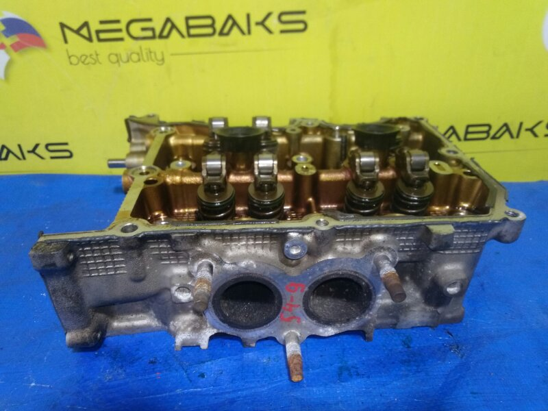 Головка блока цилиндров Subaru Impreza GP7 FB20 левая (б/у)