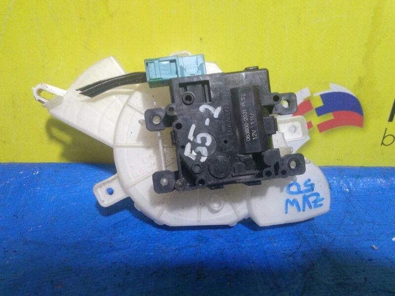 Сервопривод заслонок печки Toyota Prius ZVW50 (б/у)