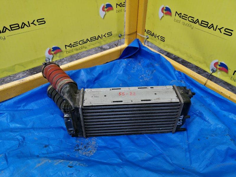 Радиатор интеркулера Peugeot 3008 T84E EP6CDT 2010 (б/у)