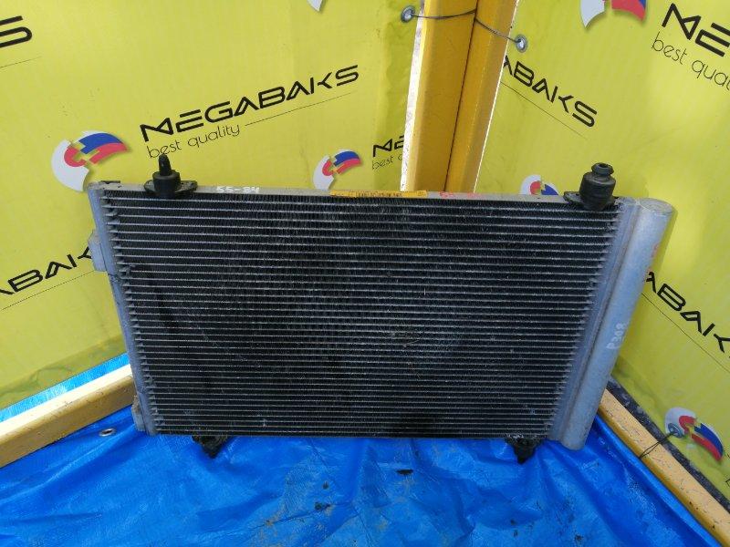 Радиатор кондиционера Peugeot 3008 T84E EP6CDT 2010 (б/у)