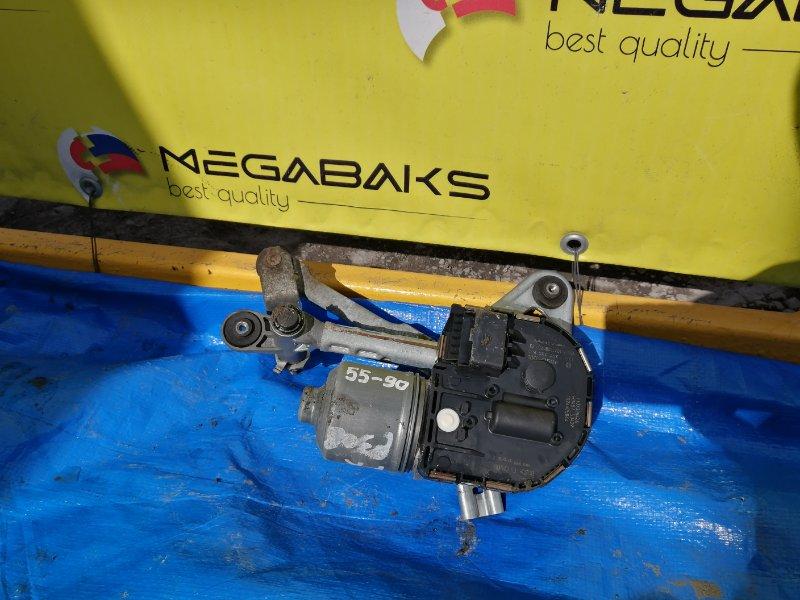 Мотор дворников Peugeot 3008 T84E EP6CDT 2010 передний правый (б/у)