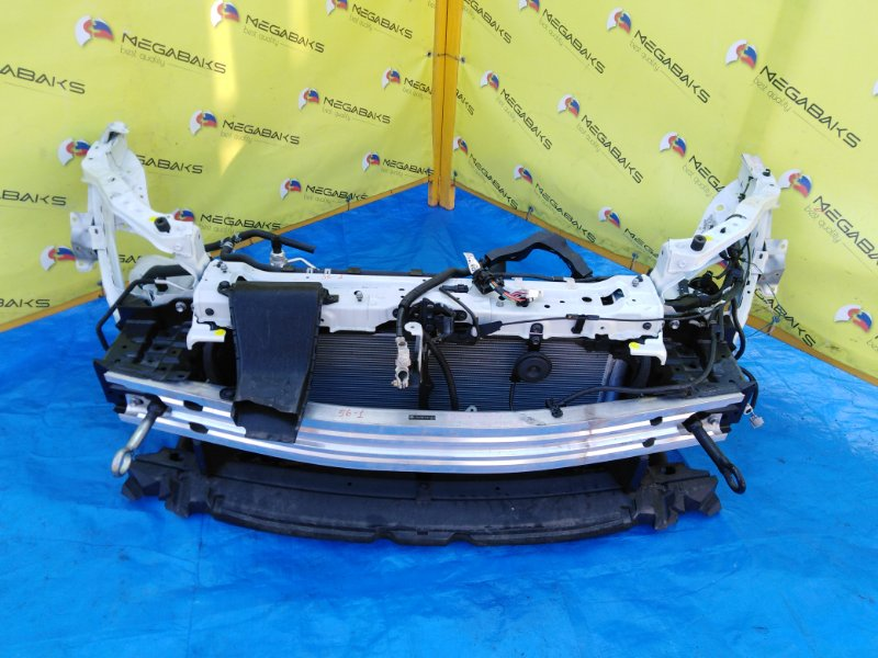 Защита бампера Toyota Corolla NRE210 M20A-FKS 2018 передняя (б/у)