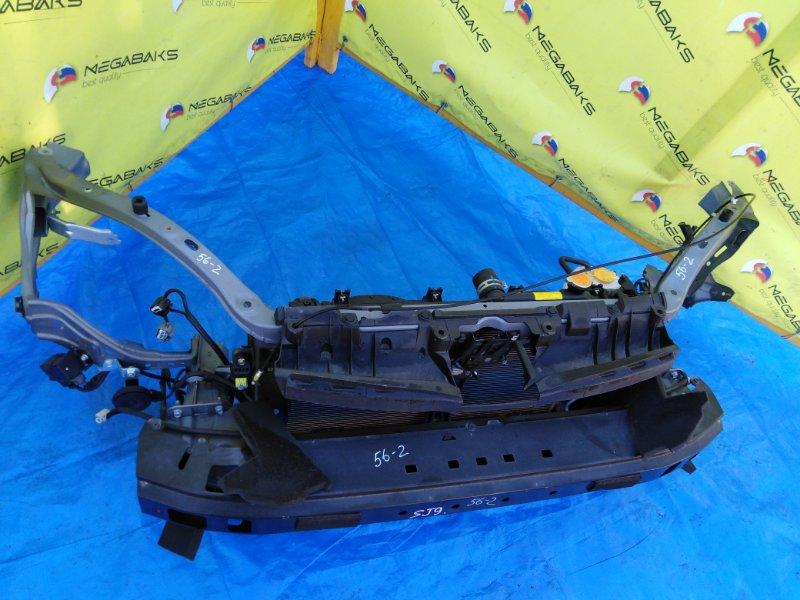 Защита замка капота Subaru Forester SJ5 (б/у)
