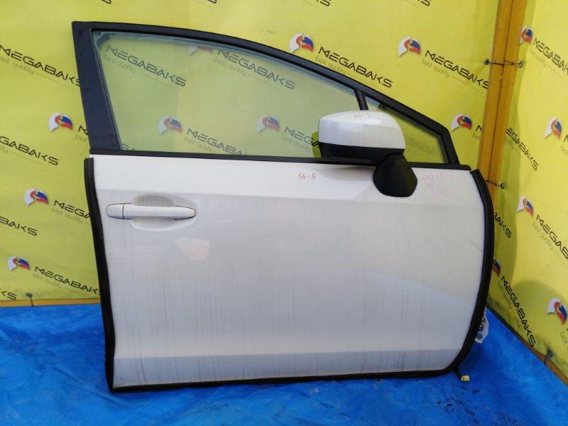 Дверь Subaru Impreza Wrx VAB передняя правая (б/у)
