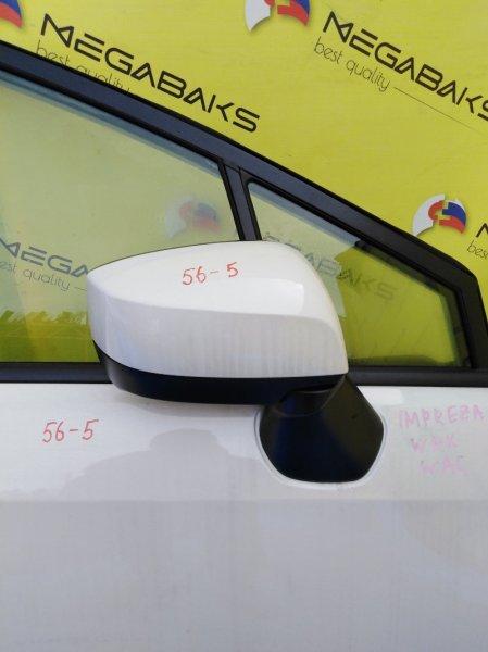 Зеркало Subaru Impreza Wrx VAB правое (б/у)