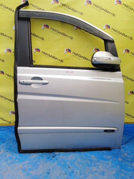 Дверь Mercedes-Benz Viano W639 2003 передняя правая (б/у)
