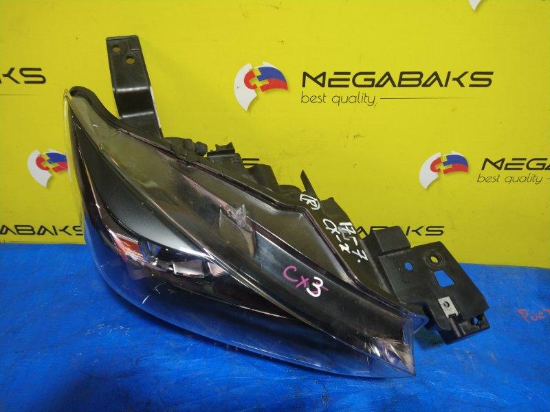 Фара Mazda Cx-3 DKEAW правая (б/у)