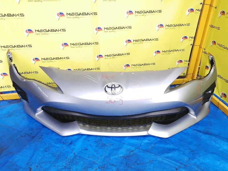 Бампер Toyota Gt86 ZN6 передний II MODEL (б/у)