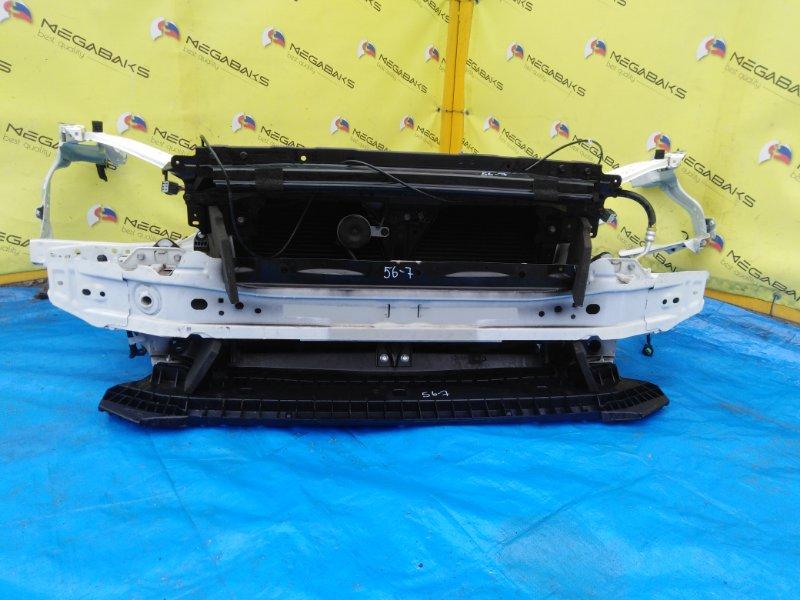Жесткость бампера Subaru Impreza Wrx VAB FA20 передний (б/у)