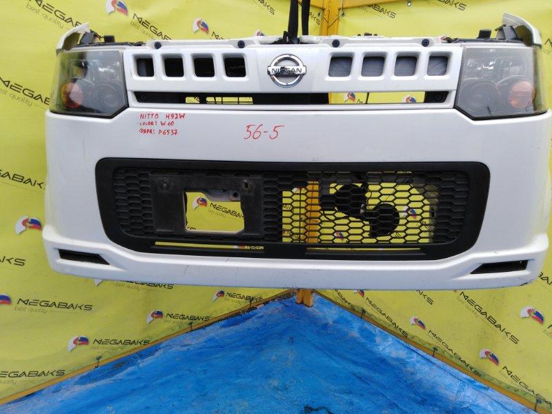 Nose cut Nissan Otti H92W ФАРА №P6537 (б/у)