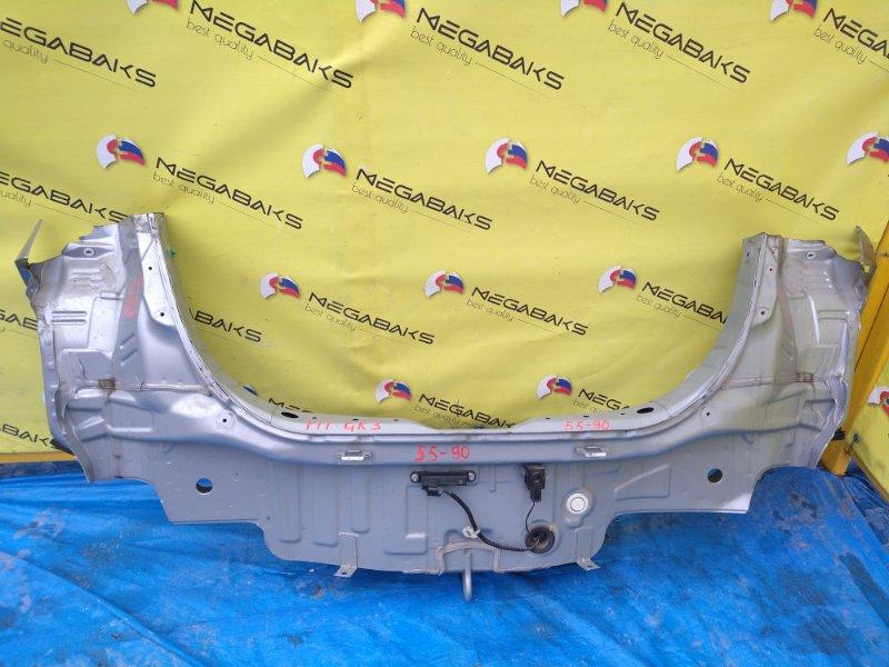 Задняя панель кузова Honda Fit GP5 (б/у)