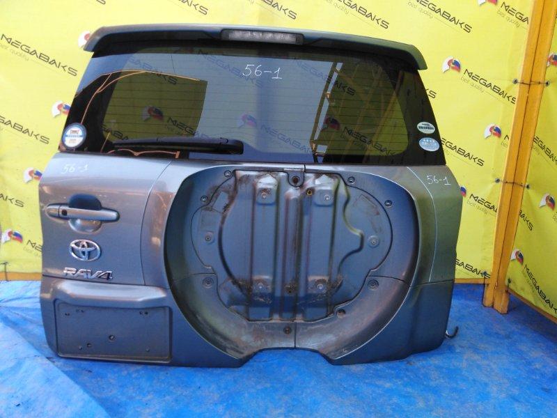 Дверь задняя Toyota Rav4 ACA31W 2AZ-FE (б/у)