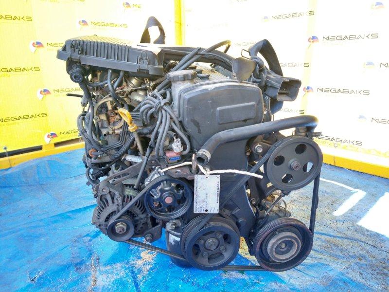 Двигатель Toyota Starlet EP82 4E-F 1991 0153236 (б/у)