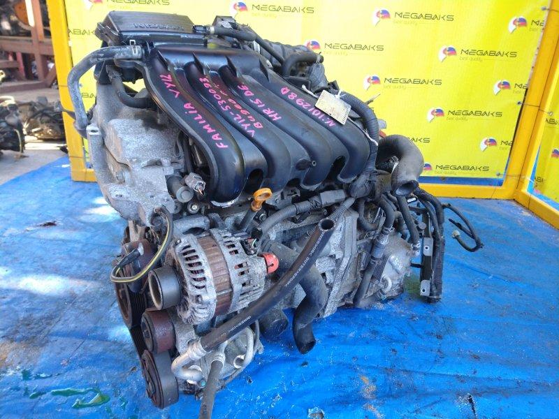 Двигатель Nissan Ad VY12 HR15DE 101298D (б/у)