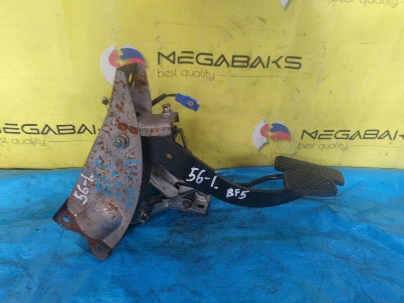 Педаль сцепления Subaru Legacy BF5 EJ20 (б/у)