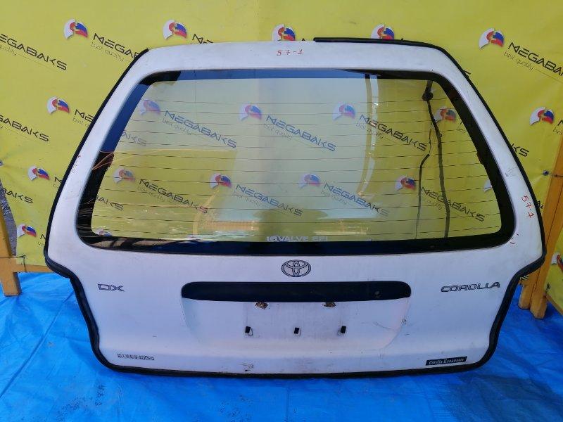 Дверь задняя Toyota Corolla AE109V (б/у)