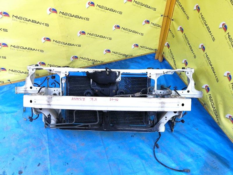 Жесткость бампера Honda Avancier TA1 передний (б/у)