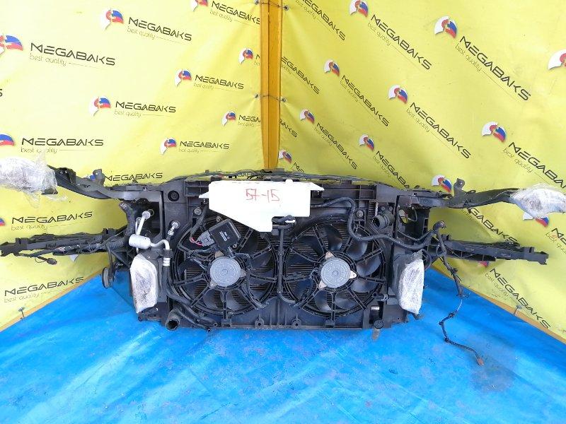 Радиатор основной Nissan Fuga Y51 VQ25HR (б/у)