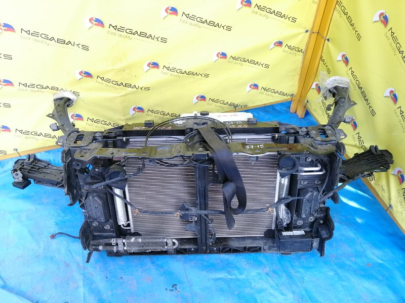 Радиатор кондиционера Nissan Fuga Y51 VQ25HR (б/у)