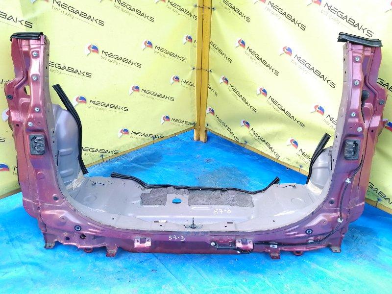 Задняя панель кузова Toyota Sienta NHP170G 2015 (б/у)