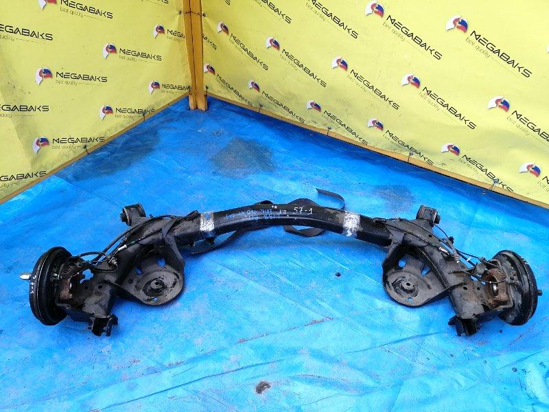 Балка подвески Honda Fit GK4 L13B задняя 4WD (б/у)