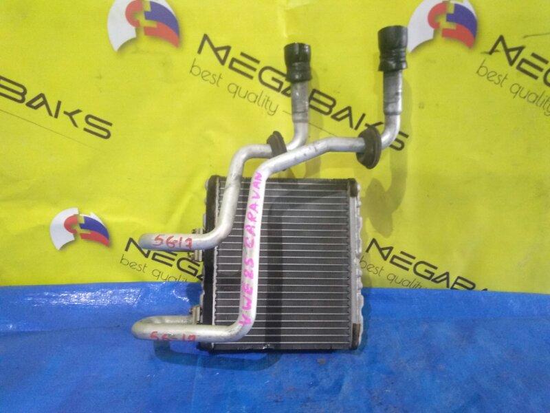 Радиатор печки Nissan Caravan VWE25 ZD30DDTI (б/у)