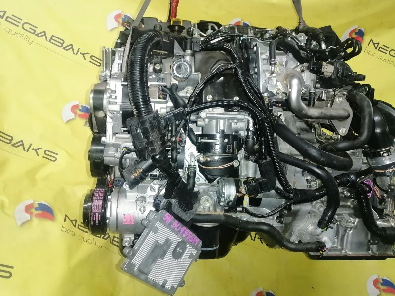 Двигатель Mazda Cx-5 KF2P SH-VPTS 2019 30985619 (б/у)
