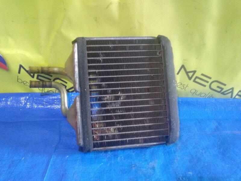 Радиатор печки Mitsubishi Pajero Junior H57A 4A31 (б/у)