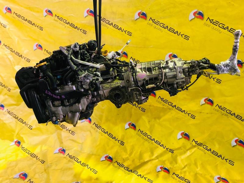 Мкпп Subaru Legacy BL5 EJ20Y 2006 TY856WBDAA (б/у)