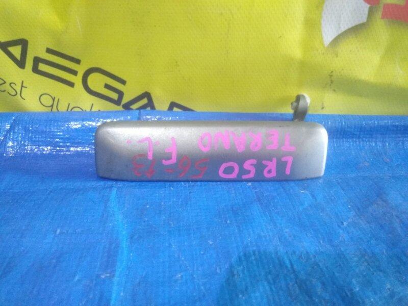 Ручка двери Nissan Terrano LR50 передняя левая (б/у)