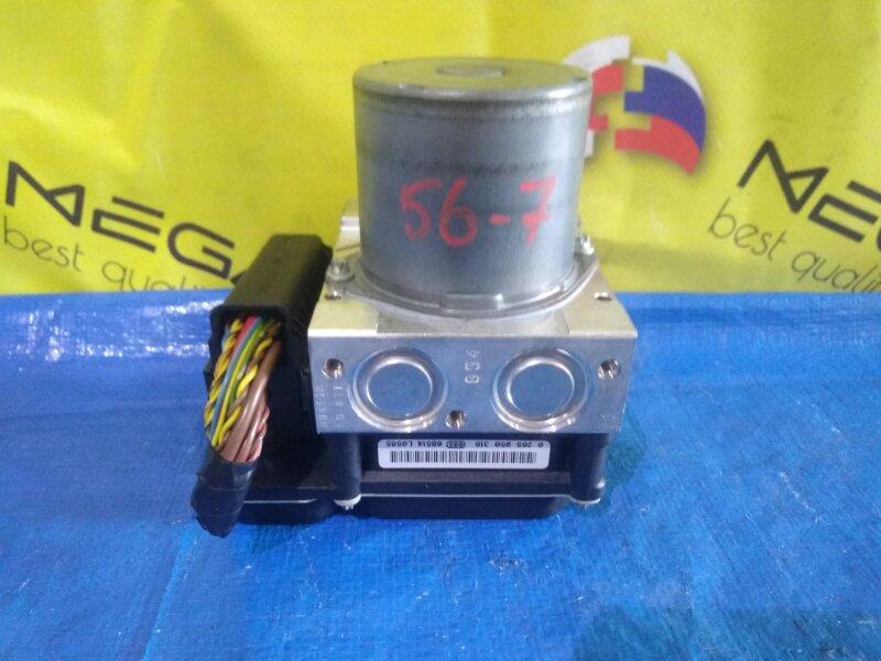 Блок abs Bmw X3 E83 M54B25 2006 (б/у)