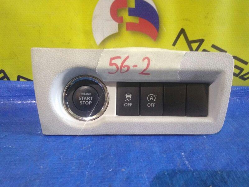 Кнопка старта Suzuki Ignis FF21S K12C (б/у)