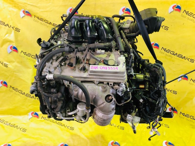 Двигатель Toyota Vanguard GSA33 2GR-FE 2007 0483334 (б/у)