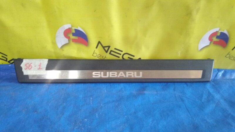 Порожек пластиковый Subaru Legacy BR9 (б/у)