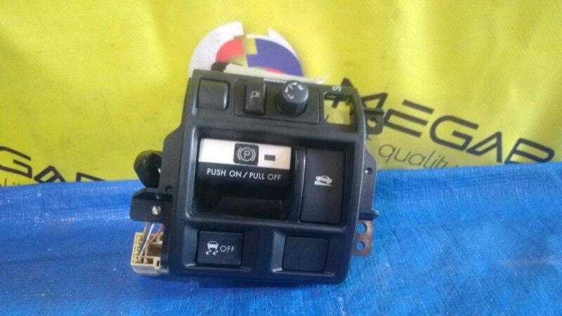 Кнопка стояночного тормоза Subaru Legacy BR9 (б/у)