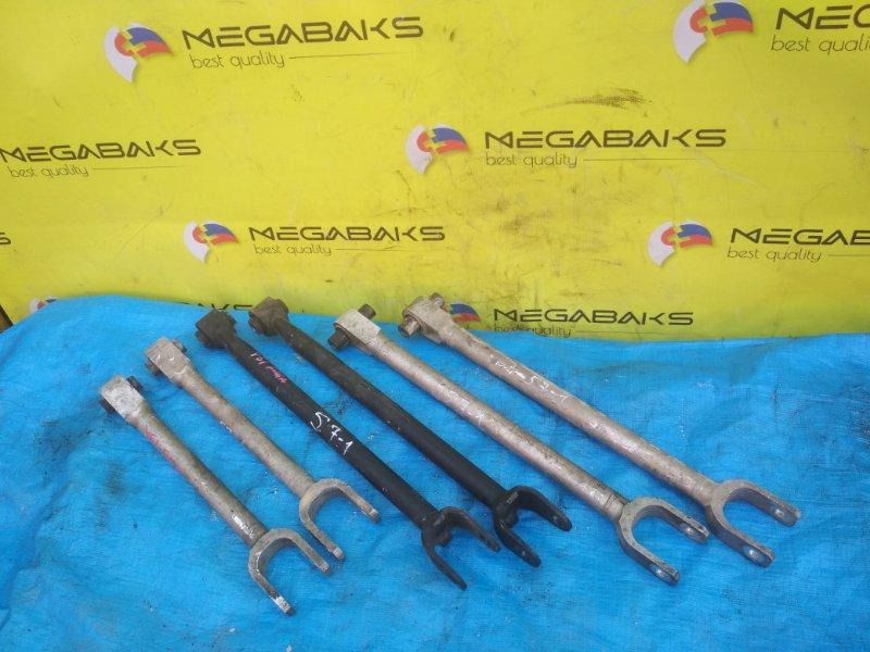 Тяга подвески Nissan Fuga Y51 VQ25HR задняя (б/у)