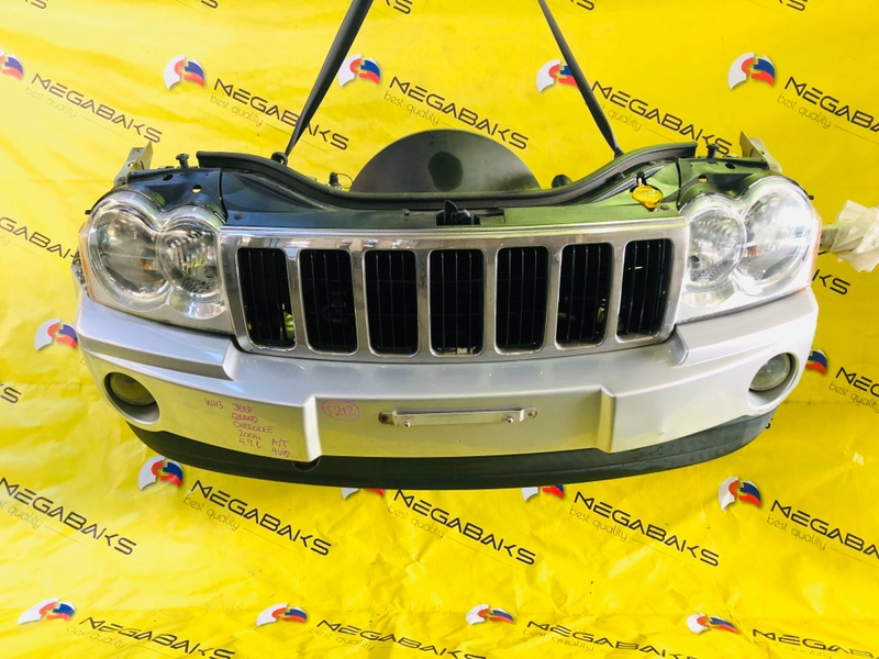 Nose cut Jeep Grand Cherokee WH 4.7 2004 (б/у)