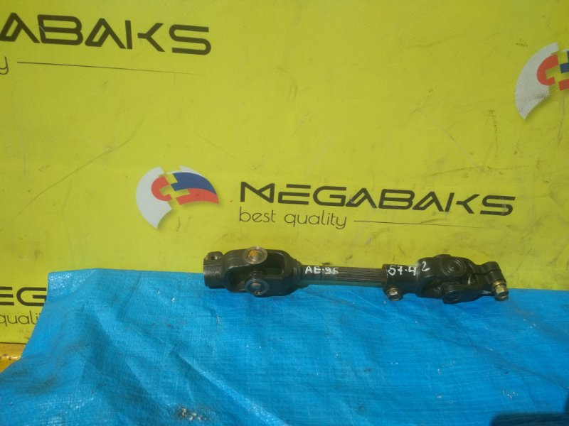 Рулевой карданчик Toyota Carib AE95 4A-FE (б/у)
